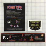 Donkey Kong Arcade Decal Set