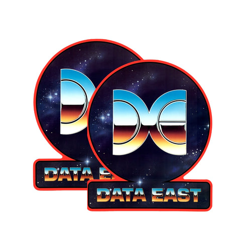 Data East Side Art Decals - Star Background