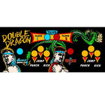Double Dragon CPO - Control Panel Overlay - SDS