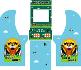 Arcade1Up - Duck Hunt Complete Art Kit