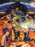 GI Joe Side Art Decals