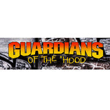 Guardians of the Hood Arcade Marquee