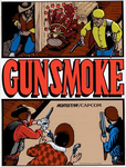 Gunsmoke Side Art Decals