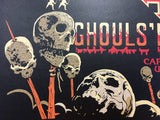 Ghouls 'n Ghosts CPO - Control Panel Overlay - Premium 3M Film