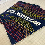 Vintage - Romstar Side Art