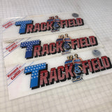 Vintage - Track & Field Arcade Marquee