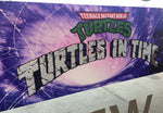 Teenage Mutant Ninja Turtles/Turtles in Time Arcade Marquee