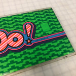 Vintage - Mr Do Arcade Marquee - (Large)