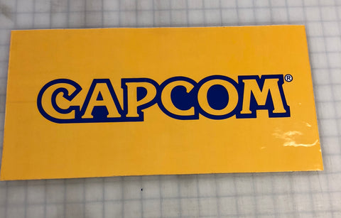 Vintage - Capcom Logo Side Art