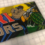 Vintage - Ikari Warriors Arcade Marquee - full size