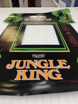 Jungle King Cocktail Arcade Underlay Art