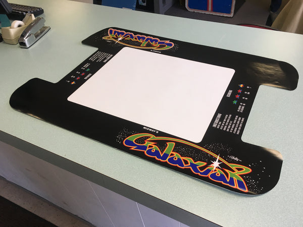 Galaxian Cocktail Underlay