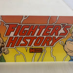 Vintage - Fighters History Arcade Marquee 2