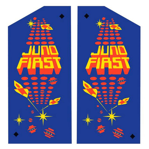 Juno First Side Art