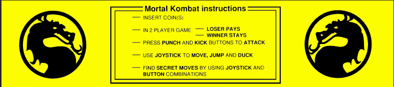 MK Bezel Instructions Decal