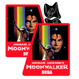 Moonwalker Side Art