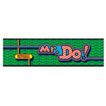 Mr Do Arcade Marquee