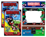 Mario Bros Wide Body Complete Restoration Kit