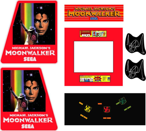 Moonwalker Complete Restoration Kit