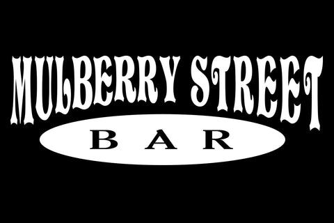 Mulberry Street Bar Sopranos Sign