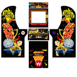 Arcade1Up - Williams Multicade Complete Art Kit