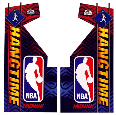 NBA Hangtime Side Art