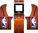 Arcade1Up - NBA Jam Complete Art Kit