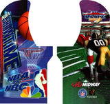 Arcade1Up - NFL Blitz 2000-NBA Showtime