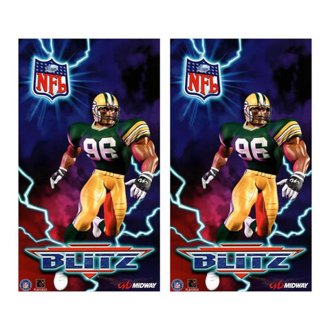 NFL Blitz Side Art
