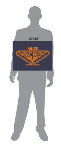 Palace Arcade Stranger Things Sign