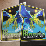 Phoenix Side Art Decals
