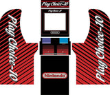 Arcade1Up - Playchoice Arcade Complete Art Kit