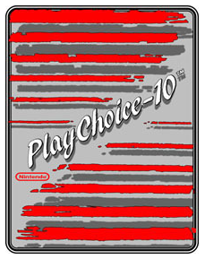PlayChoice or PlayChoice-10 Side Art
