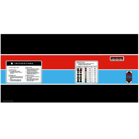 Pole Position CPO - Control Panel Overlay