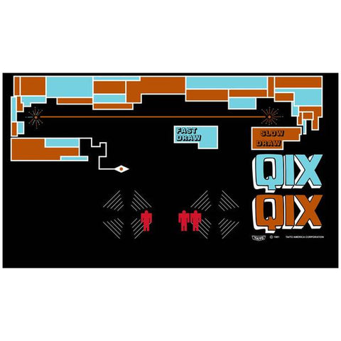 Qix CPO - Control Panel Overlay (SDS)