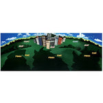 Rampage World Tour  CPO - Control Panel Overlay (SDS)