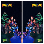 Rampage World Tour Side Art