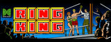 Ring King Arcade Marquee