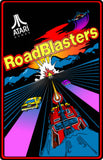 Roadblasters Side Art Decals