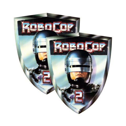 Robocop 2 Side Art Decals