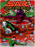 SAR Search and Rescue Side Art