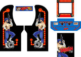 Arcade1Up - Smash TV Complete Art Kit