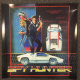 Spy Hunter Side Art