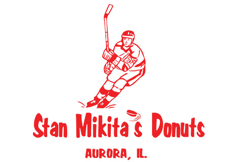 Stan Mikita's Donuts Wayne's World Sign