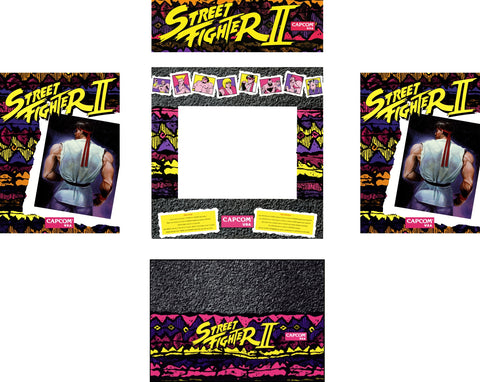 Street Fighter II Complete Restoration Kit