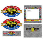 Street Fighter II SF2 Champion Edition Complete Kit