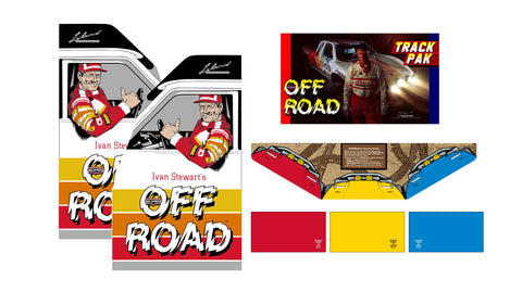 Super Off Road Art Set - Complete Restoration Kit
