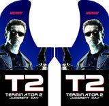 Arcade1Up - Terminator 2 T2 Complete Art Kit