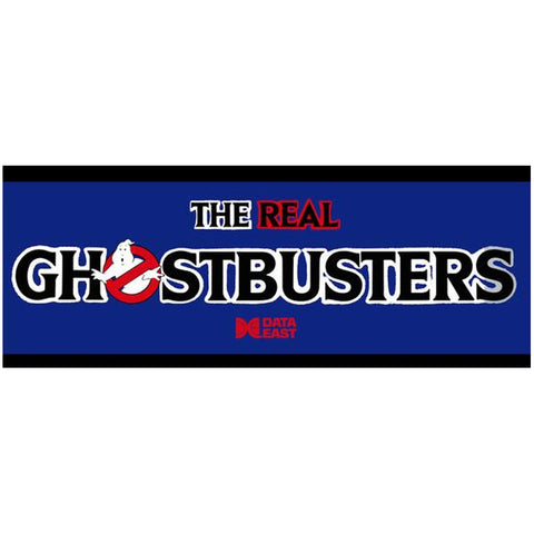 The Real Ghostbusters Marquee