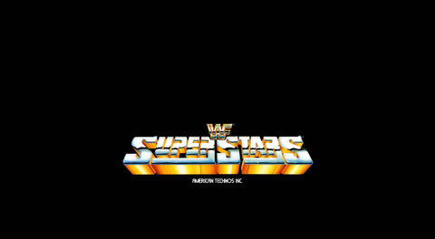 WWF Superstars CPO - Control Panel Overlay
